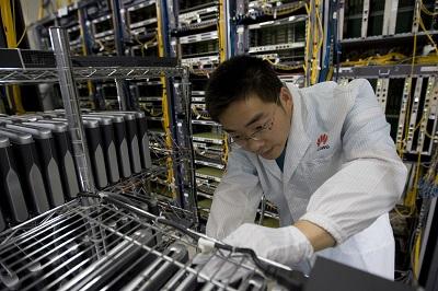 Huawei - Behind the scenes