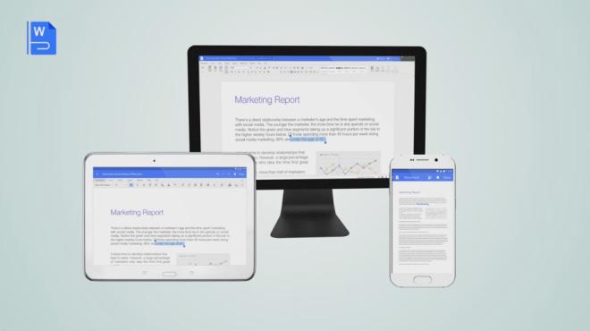 تطبيق Polaris Office + PDF لعرض و تحرير و مشاركة جميع أنواع المستندات