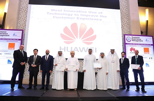Regional winners at Huawei CEM Elite Club