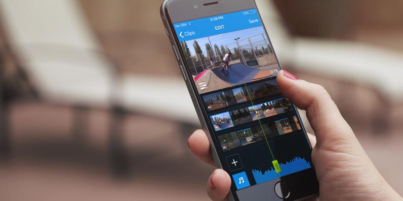 جديد التطبيقات على آيفون GroupClip لإلتقاط فيديو من زوايا متعددة عبر هواتف متعددة