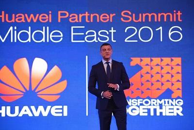 """هاني حسين، نائب رئيس مجموعة أعمال """"هواوي إنتربرايز"""" لشؤون الشراكات والتحالفات في منطقة الشرق الأوسط"""