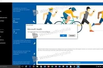 """تطبيق Microsoft Health سيُتاح قريبًا على ويندوز 10 """"حاسوب/تابلت"""""""