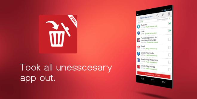 """تطبيق System app remover لإزالة تطبيقات النظام الإفتراضية في أندرويد """"روت"""""""