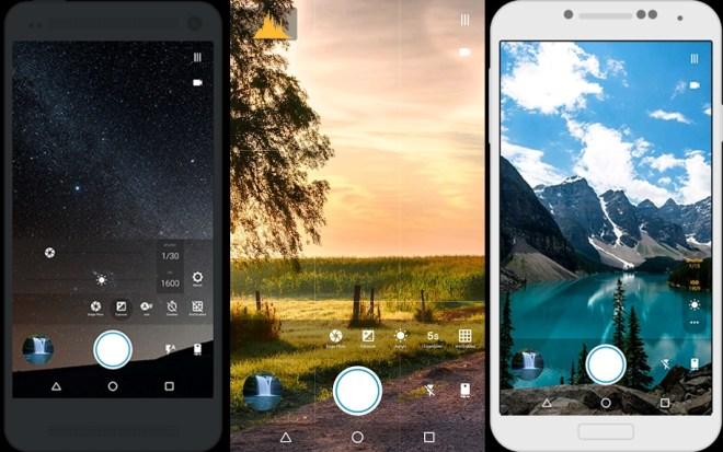 تطبيق الكاميرا Footej Camera يُجلب وضع التصوير GIF وبطء حركة الفيديو وأكثر