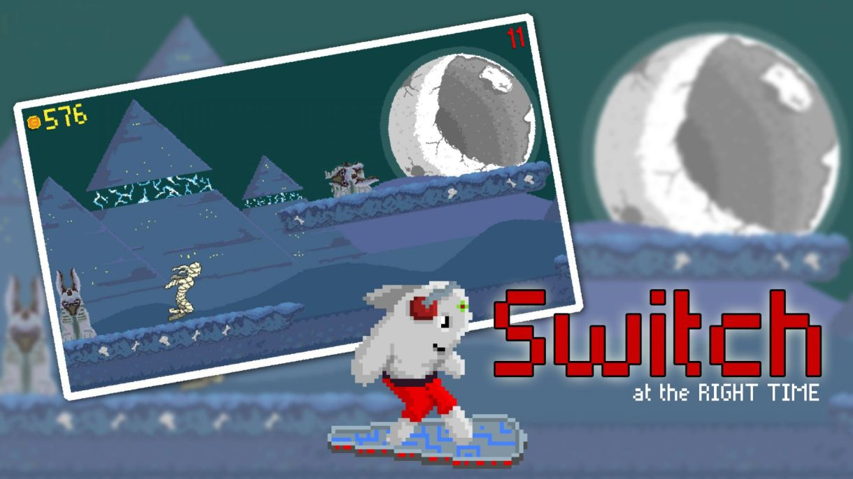 لعبة Jump N Switch على أندرويد و iOS فكّر قبل أن تقفز