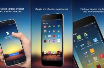 تطبيق اللانشر Light يُجلب فقط ثلاث واجهات رئيسية للهاتف