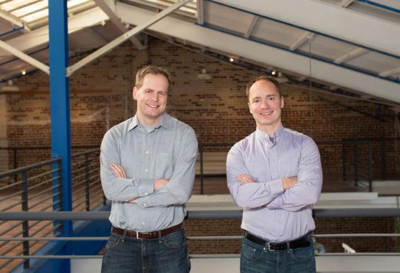 مؤسسي الشركة Collin Jackson و Ian Fischer