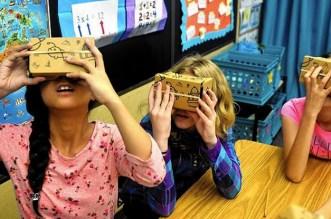 تطبيق Expeditions أحد تطبيقات الواقع الإفتراضي التعليمية في أندرويد