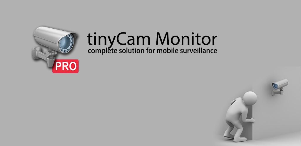 تحديث تطبيق المراقبة tinyCam Monitor وتخفيض 50% للنسخة المدفوعة