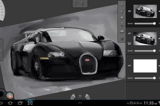 مميز: تطبيق الرسم الإحترافي Infinite Painter على اندرويد و iOS