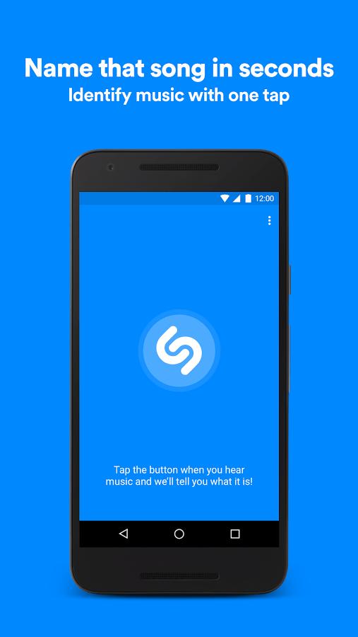 إطلاق النسخة الخفيفة لايت من تطبيق Shazam فعلى أندرويد