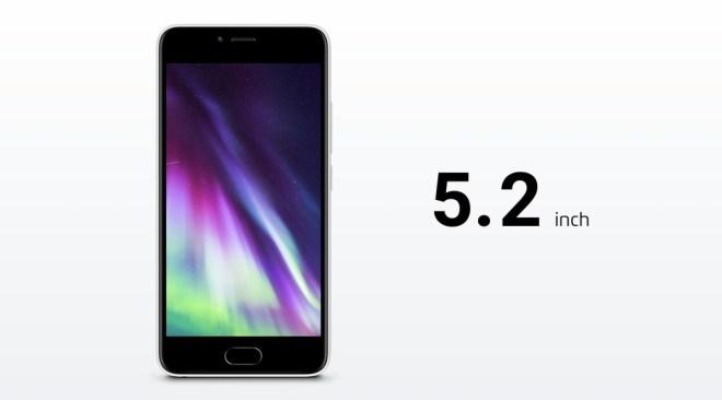 Meizu M5 Screen Size