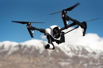 طائرة بدون طيار Drones