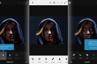 تطبيق Photoshop Fix من أدوبي متاح الآن على أندرويد
