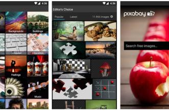 موقع الصور العالمي Pixabay يُوفّر تطبيقه على أندرويد و iOS