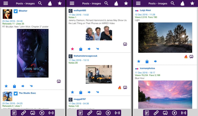 """تطبيق Social Viewer للبحث عن أي موضوع في الشبكات الإجتماعية """"مميز"""""""