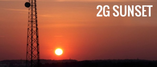 at&t 2G sunset