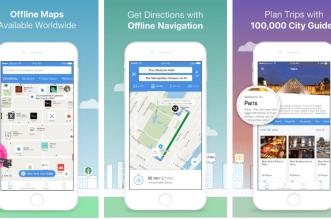 تطبيق Citymaps لتصفّح أي خريطة في العالم دون إنترنت