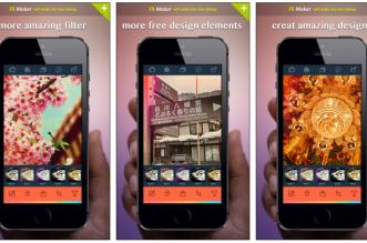 محرر الصور FX Maker على iOS يُقدّم لك أكثر من 360 تأثير