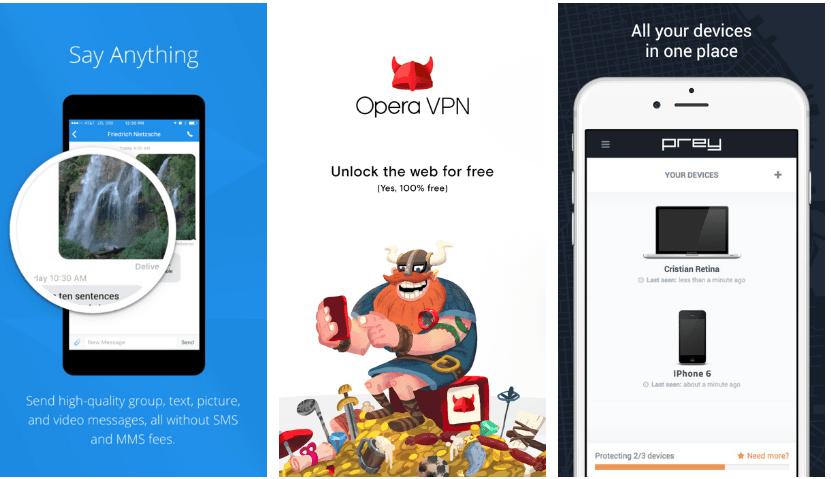 أفضل 5 تطبيقات iOS تجعلك آمنًا أثناء الإتصال بالإنترنت