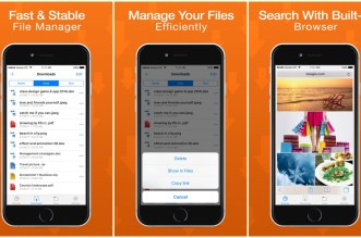 تطبيق Private Browser لتصفّح الويب وإدارة الملفات على iOS