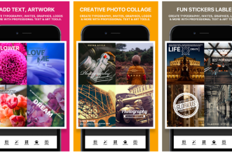 تطبيق صانع الكولاج ومحرر الصور Photo Poster متاح مجّانًا ولفترة محدودة