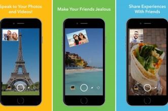 تطبيق ClippyCam لإلتقاط صورة وفيديو من كلا الكاميراتين وبنفس الوقت