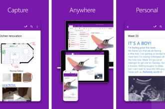 مايكروسوفت تضيف أداة مهمة إلى تطبيقهاOneNote في أندرويد