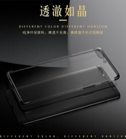 case-oneplus-5-electroplated-transparent-clear-silicone-tpu-cover-5