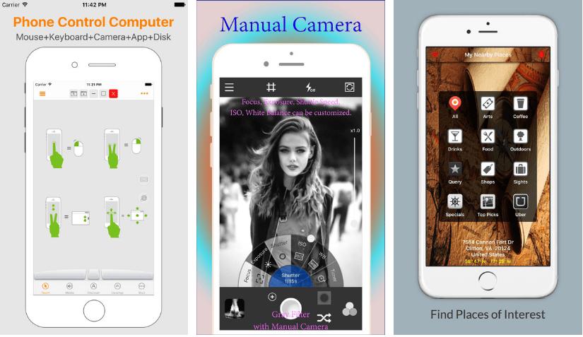 3 تطبيقات iOS متاحة مجّانًا ولفترة محدودة