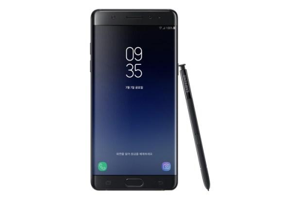 سامسونج تطلق رسمياً نوت 7 بإسم Galaxy Note FE