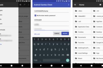 قوقل تُطلق تطبيق مشاركة الملفات والطابعات سامبا على أندرويد