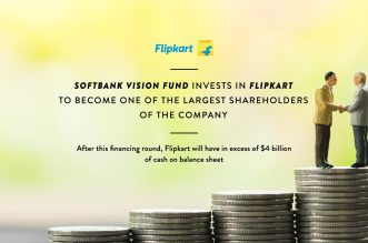Softbank Vision Fund invests in Flipkart