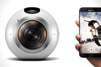 كاميرا 360 Round