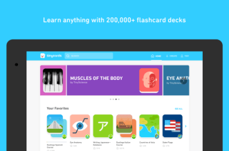 Duolingo تطلق تطبيقها التعليميTinyCards على أندرويد