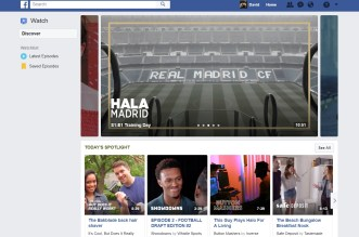 البرامج والمسلسلات فيسبوك