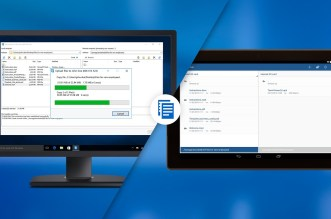 تطبيقTeamViewer يدعم حاليًا الربط مع أجهزة iOS وأكثر
