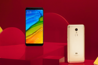 Xiaomi announces the Redmi 5 and Redmi 5 Plus