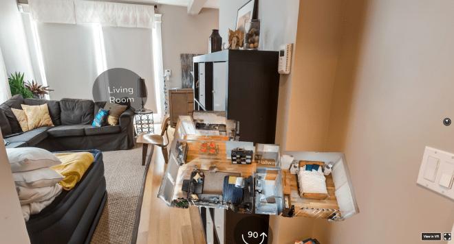 Airbnb الواقع الافتراضي