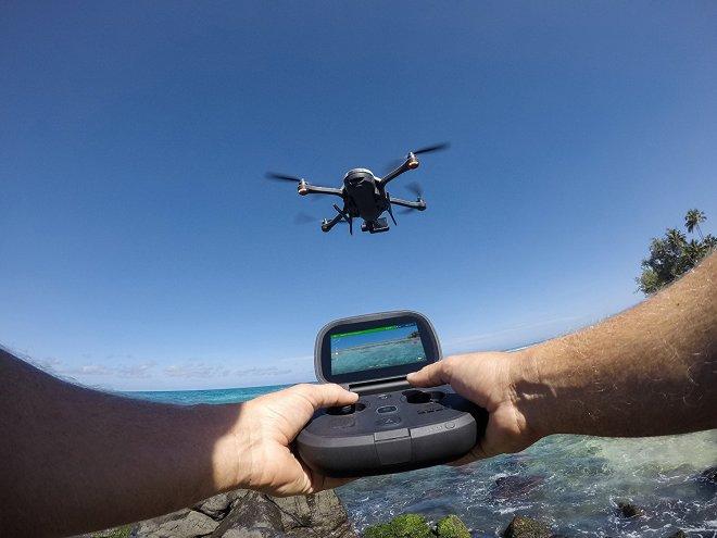 كاميرا طائرة من GoPro Karma