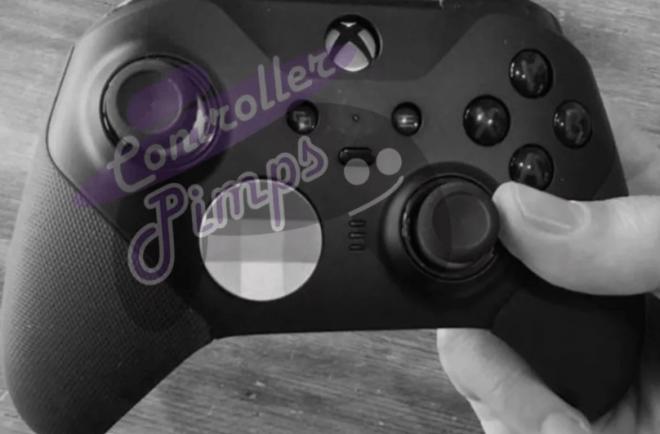 New Xbox Elite controller