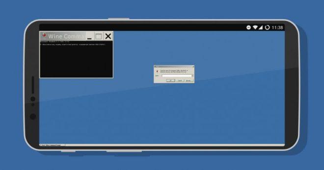 بإصداره الجديد تطبيقWine يدعم الآن تجربة برامج ويندوز في أندرويد