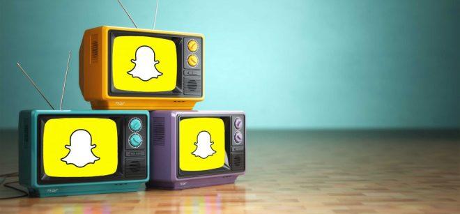 سناب شات واستخدام مفهوم التلفاز التقليدي لإنجاح المحتوى المرئي