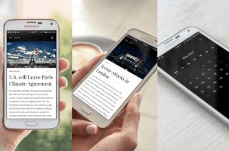 تطبيق Nwsty الجديد يعرض لك مُلخّص الخبر في أندرويد