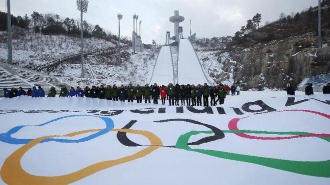 الألعاب الأولمبية اختراق
