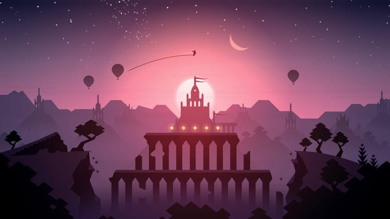 أخيرًا وصول لعبةAlto's Odyssey على متجر ابل ستور