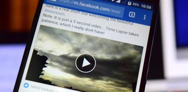الإعلانات قد تُصبح مصدر دخل ناشري مقاطع الفيديو على فيسبوك