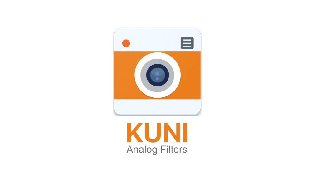 تطبيقKUNI Analog لإضافة التأثير الاحترافيLight Leak في صورك
