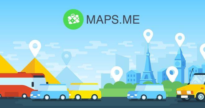 تطبيق الخرائطMAPS.ME يدعم الآن طرق المترو في مكة المكرمة