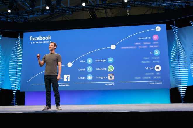 مُستخدمي تطبيقات Mark-Zuckerberg-Face